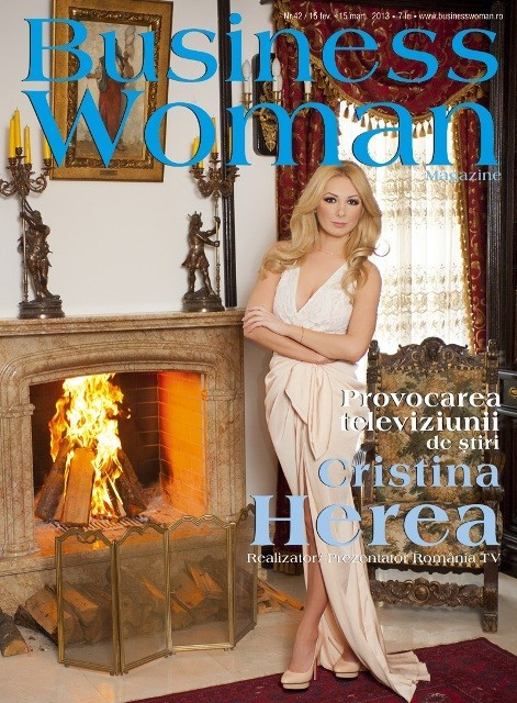 coperta business woman cristina herea februarie martie 2013 web